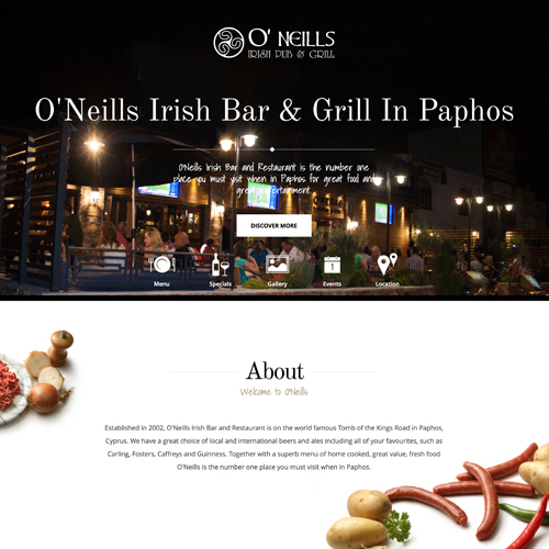 O'Neill's Irish Bar & Grill