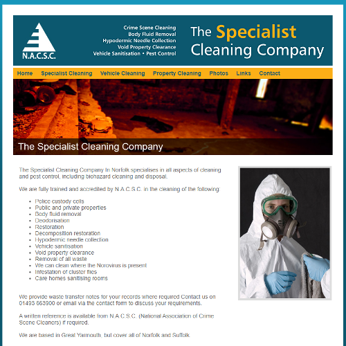 The Specialist Cleaning Company